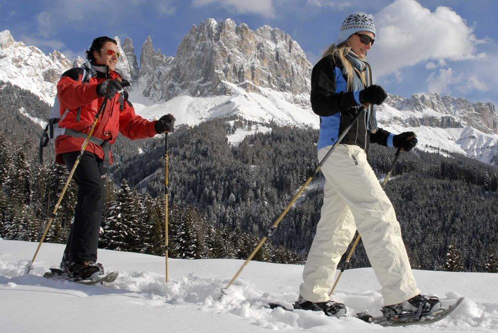 Direttamente al comprensorio sciistico Val Gardena-Alpe di Siusi